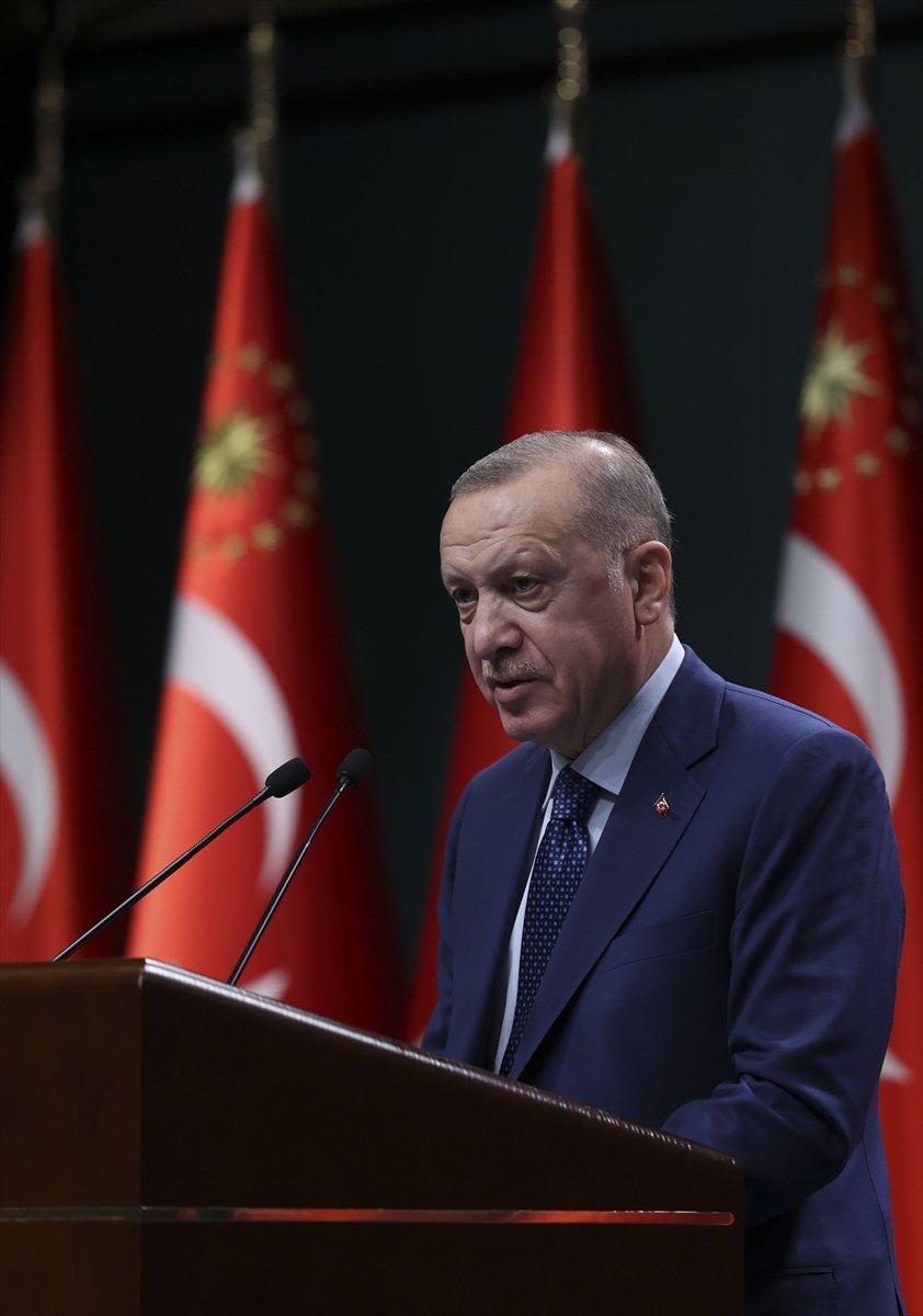 Cumhurbaşkanı Erdoğan: Ramazan ayında hafta sonları evdeyiz  #3