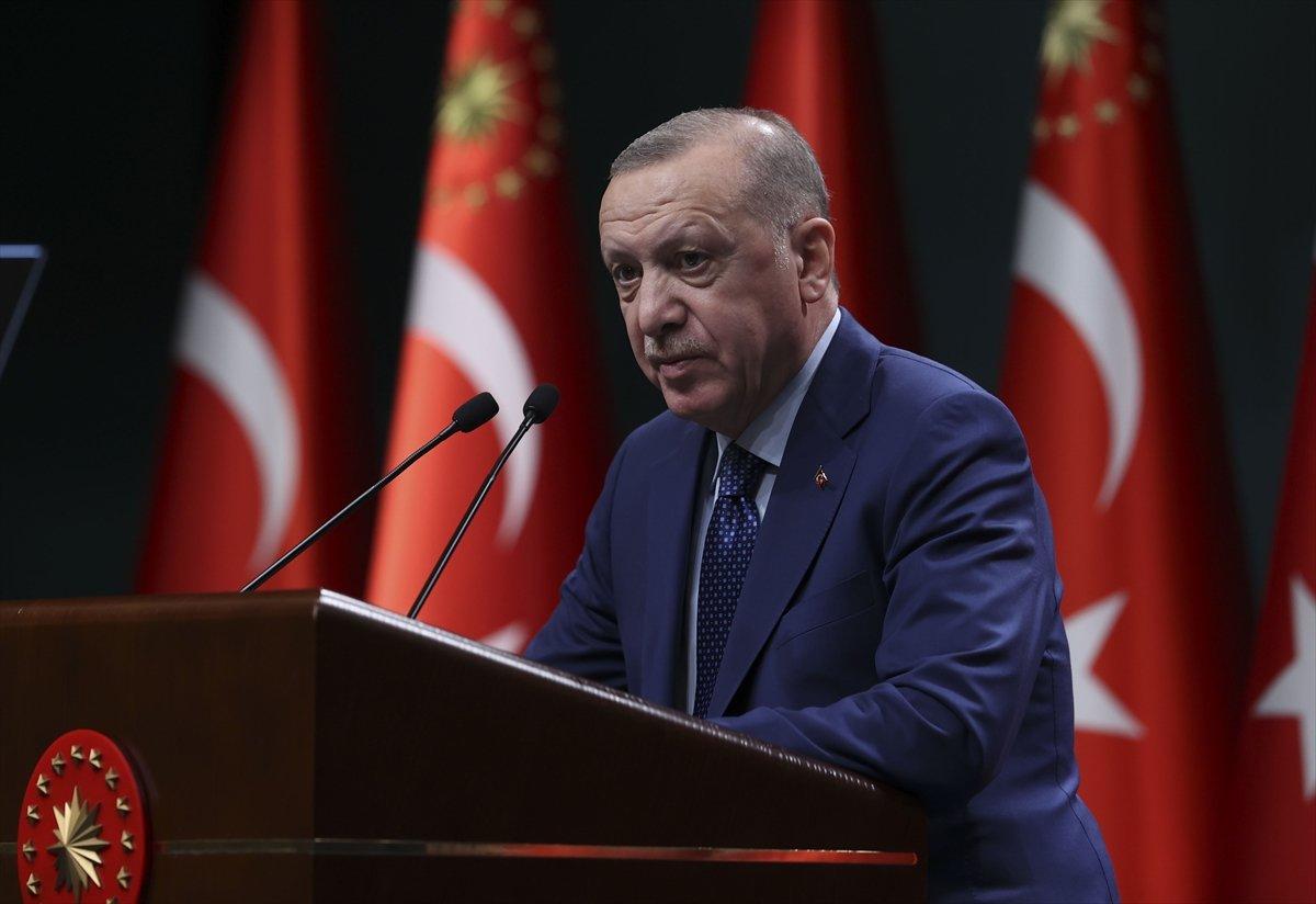 Cumhurbaşkanı Erdoğan: Ramazan ayında hafta sonları evdeyiz  #1