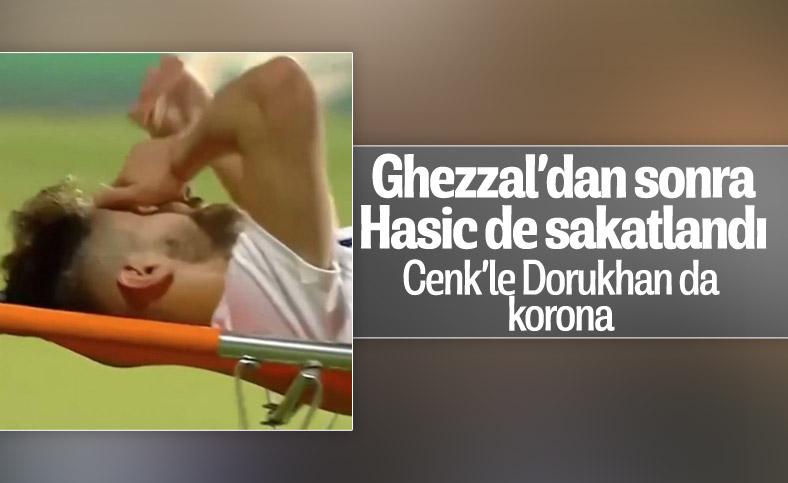 Beşiktaş'a bir kötü haber de Ajdin Hasic'den