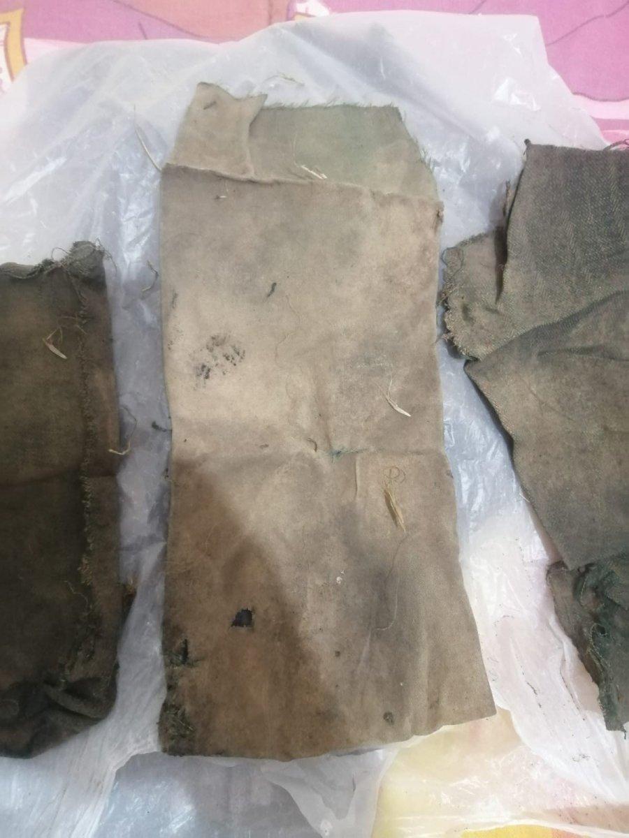 Siirt te PKK tarafından öldürülen babasının kemiklerini buldu #2