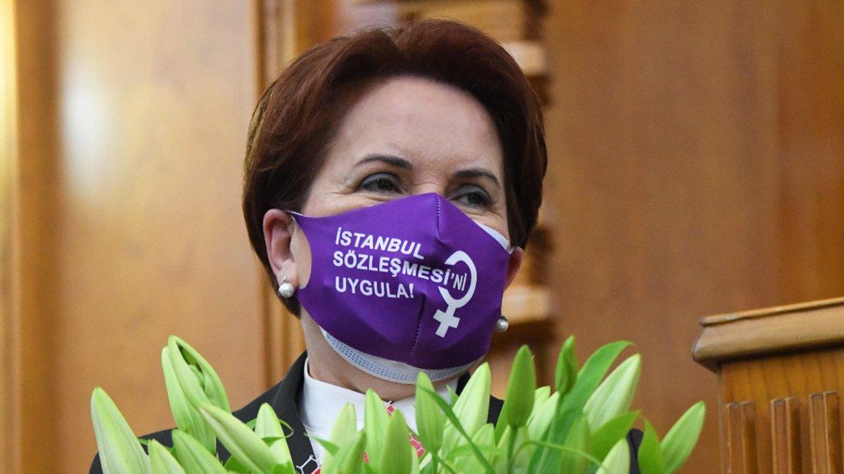 Meral Akşener den, İstanbul Sözleşmesi nin iptali için Danıştay a başvuru  #1