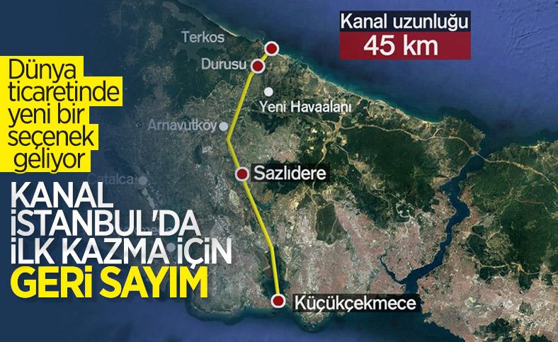 Adil Karaismailoğlu'dan 'Kanal İstanbul' açıklaması