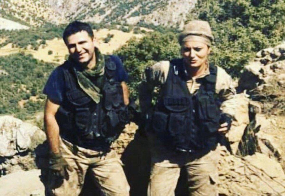 Şehit Esma Çevik ve Kemal Sayar ın intikamı alındı #3