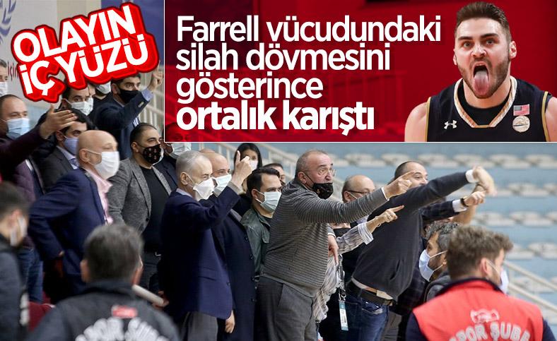 Matt Farrell ile Galatasaraylı yöneticiler arasında yaşananlar