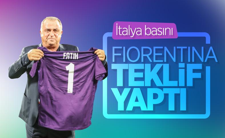 Fiorentina'dan Fatih Terim'e teklif