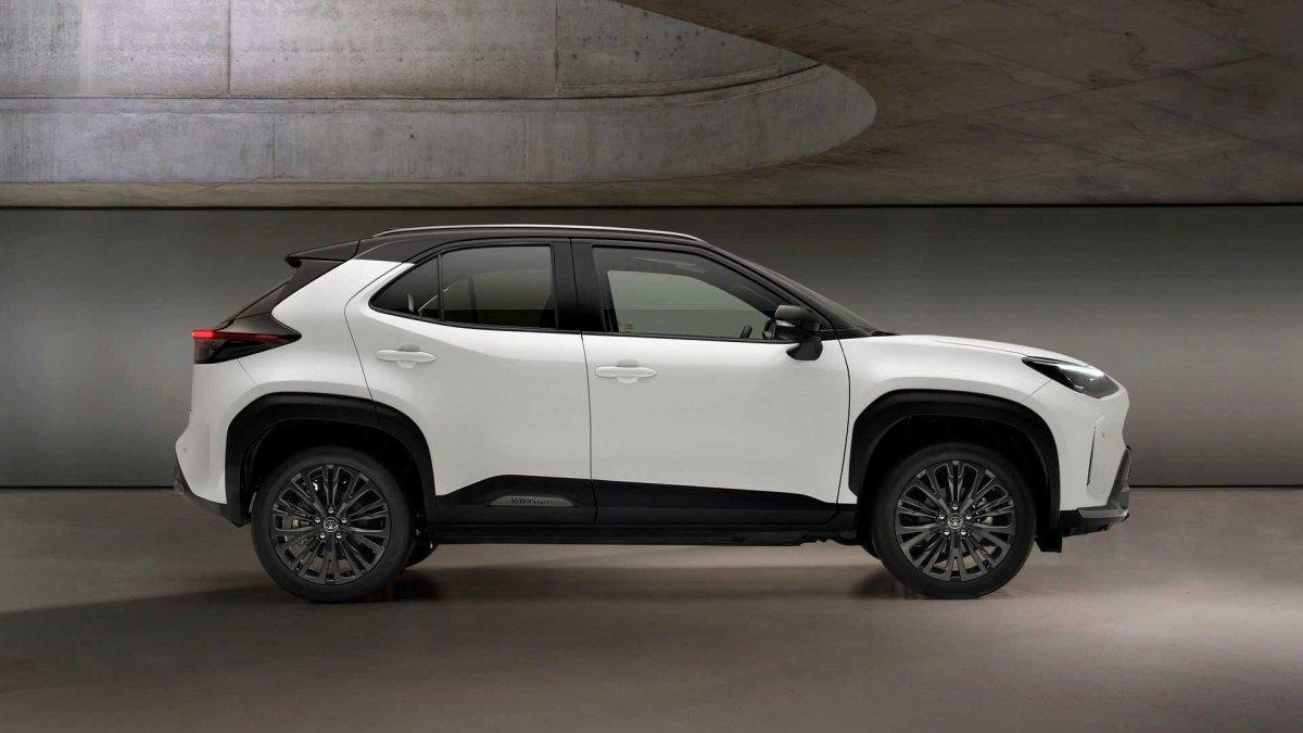 Toyota, yeni Yaris Cross modelini test etti #6