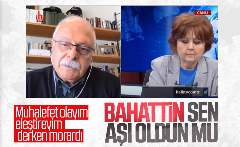 Ayşenur Arslan, aşı konusunda Türkiye'yi karalamaya çalışırken rezil oldu