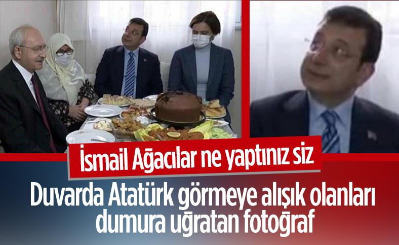 Kemal Kılıçdaroğlu ile Ekrem İmamoğlu'nun ev ziyareti