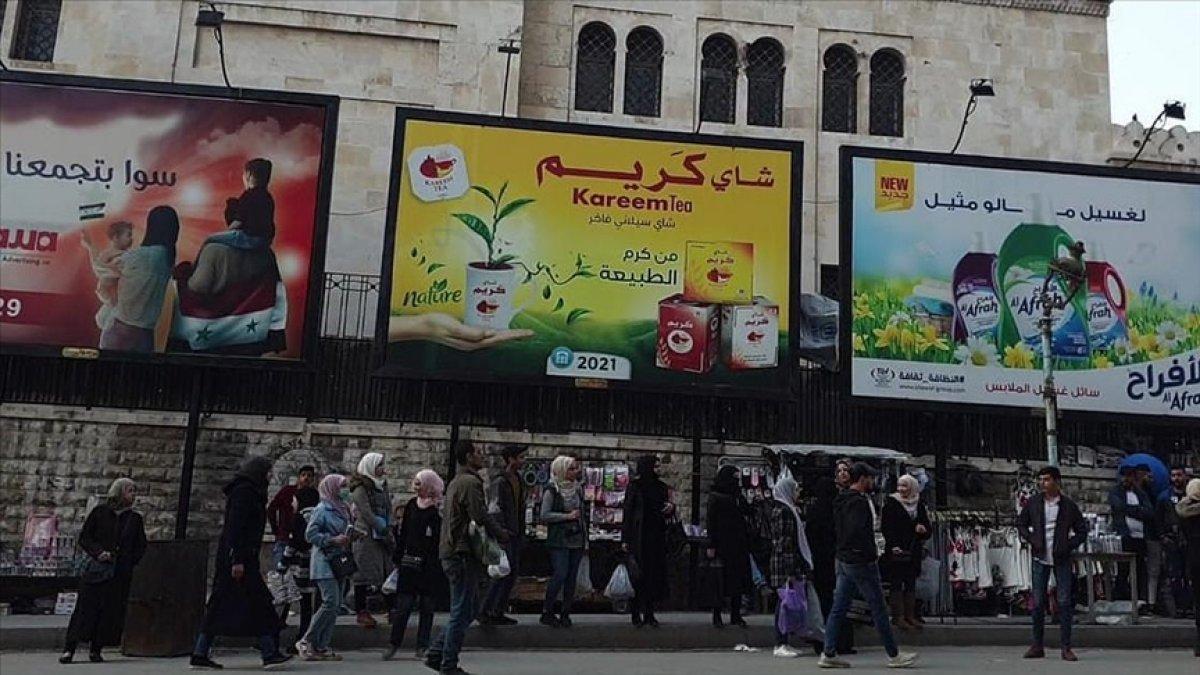 Esad rejiminin kontrolündeki bölgelerde akaryakıt krizi yaşanıyor #5