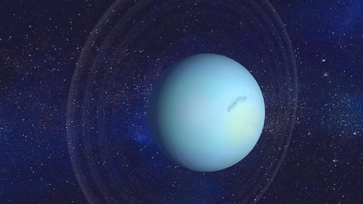 Uranüsün X-ray ışınları yaydığı ortaya çıktı
