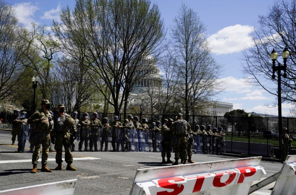 ABD Kongre Binası kapatıldı #4