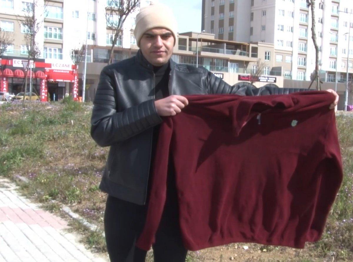Başakşehir de sevgilisi terk edince 6 ayda 81 kilo verdi #2