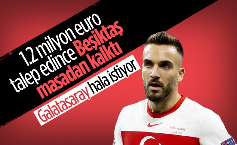 Galatasaray ve Beşiktaş'ın hedefi Kenan Karaman