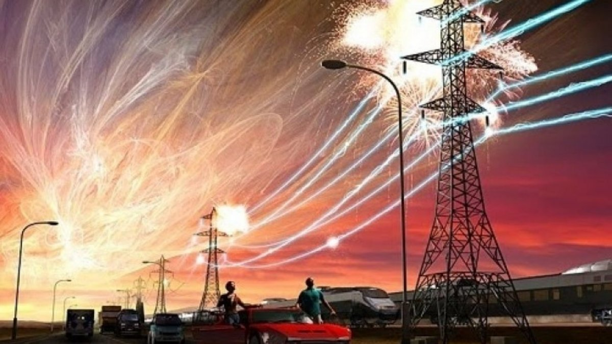 Dev Güneş fırtınası Dünya yı vuracak: Kesintiler yaşanabilir #2