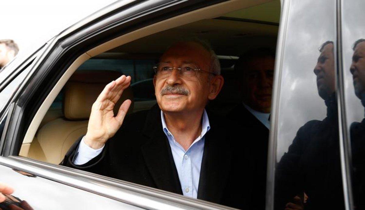 Kılıçdaroğlu na yeni makam aracı istendi #2