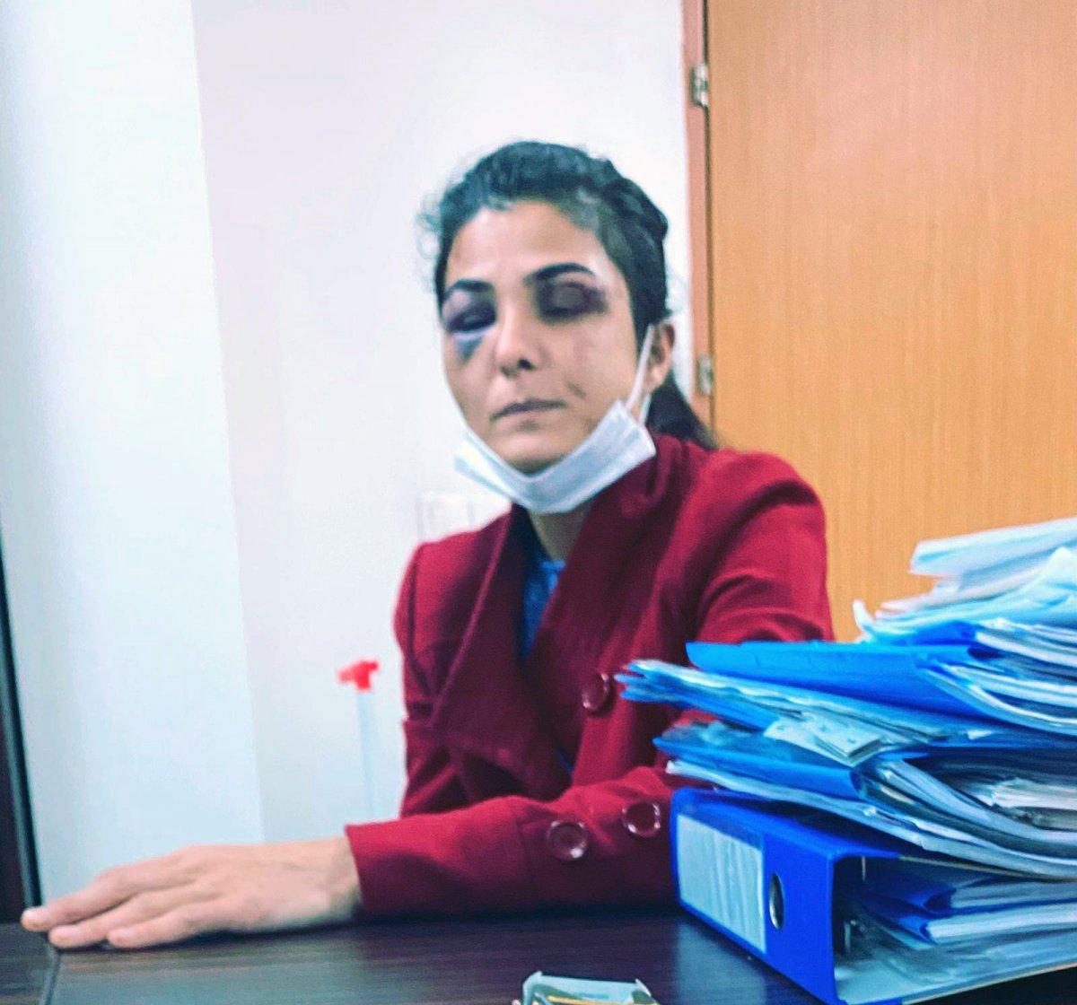 Antalya da eşini öldüren Melek İpek in küçük kızı mahkeme konuştu #2
