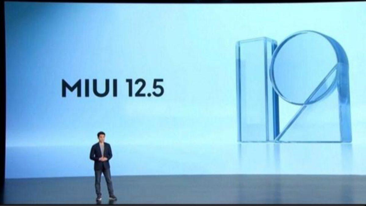 MIUI 12.5 kararlı sürümü Avrupada yayınlandı