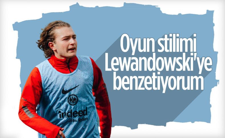 Ali Akman: Haaland ve Lewandowski'yi beğeniyorum