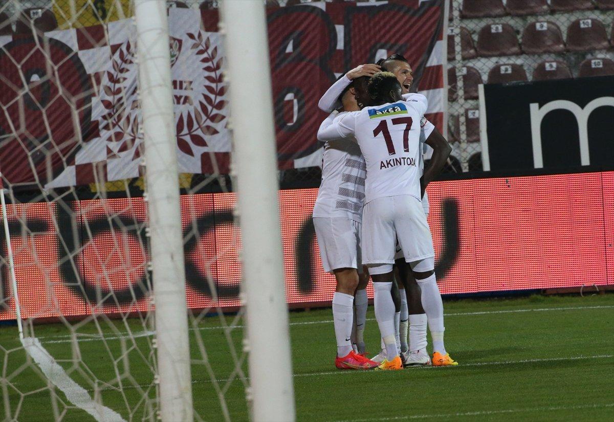 Galatasaray deplasmanda Hatayspor a 3-0 kaybetti #5