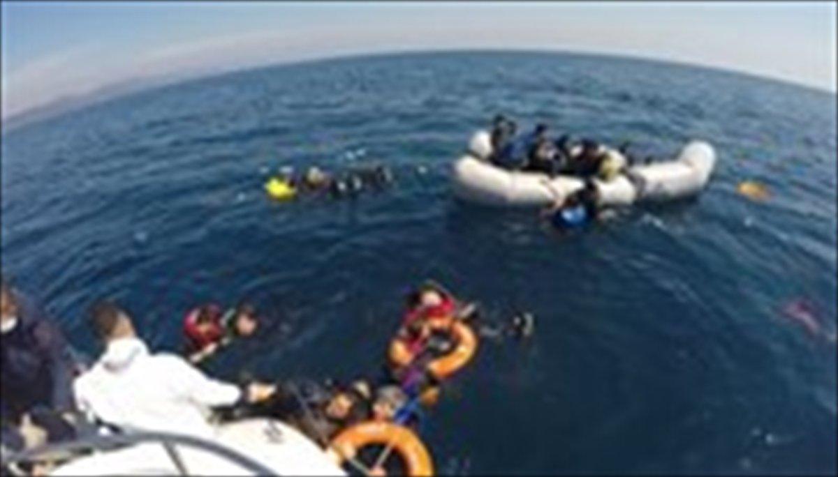 Ölüme terk ettiğiniz göçmenleri biz kurtardık #4