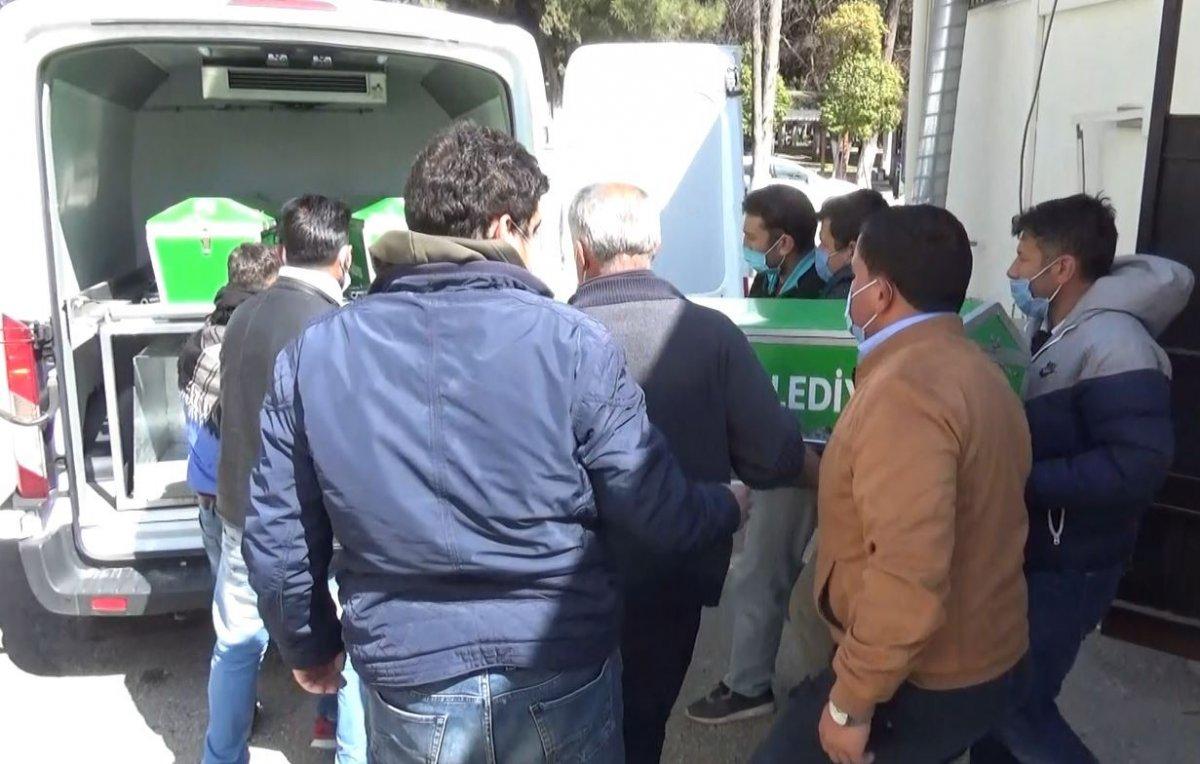 Gaziantep te 800 liralık alacağını istedi, öldürüldü #2