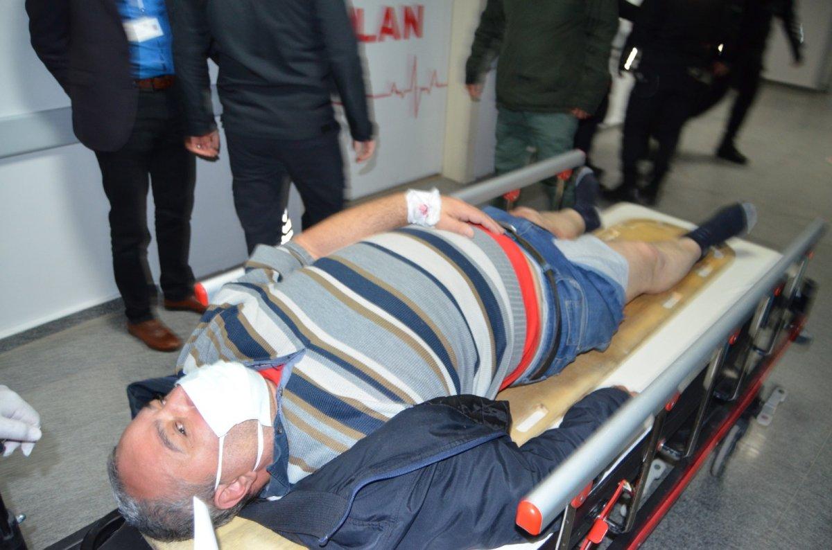 Aksaray daki miras kavgasında gelinin 4 bıçak darbesi aldığı tespit edildi #6