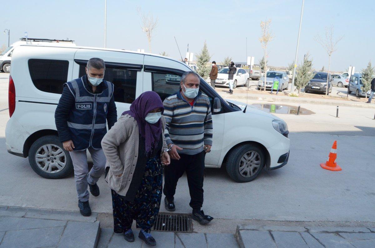 Aksaray daki miras kavgasında gelinin 4 bıçak darbesi aldığı tespit edildi #3