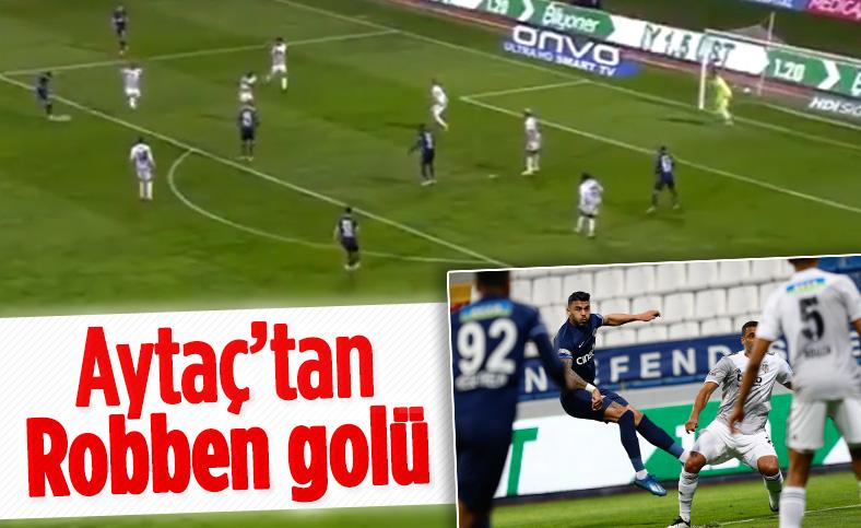 Aytaç Kara'dan klas gol