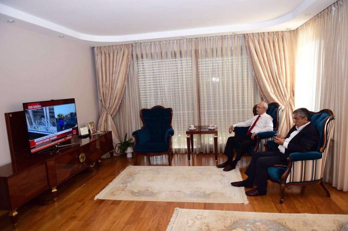 Kemal Kılıçdaroğlu amirallerin bildirisi hakkında sessiz kaldı #1