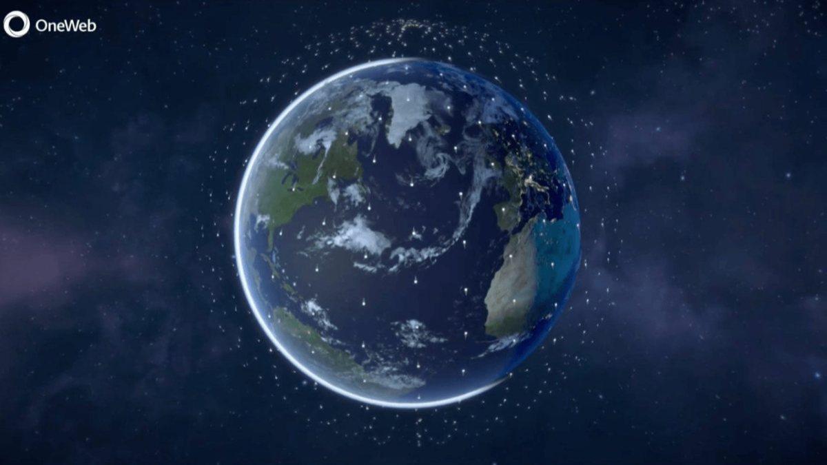 Starlinkin rakibi OneWeb, 36 internet uydusu daha fırlattı