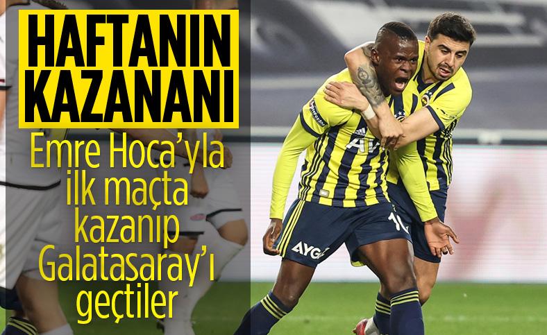 Fenerbahçe evinde Denizlispor'u yendi
