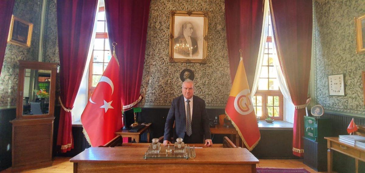 Galatasaray, Vahdettin Engin i istifaya çağırdı #3