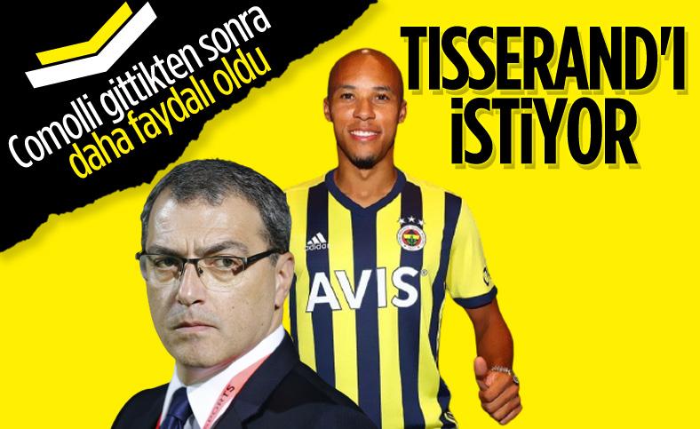 Damien Comolli'nin takımı Toulouse, Tisserand'ı istiyor