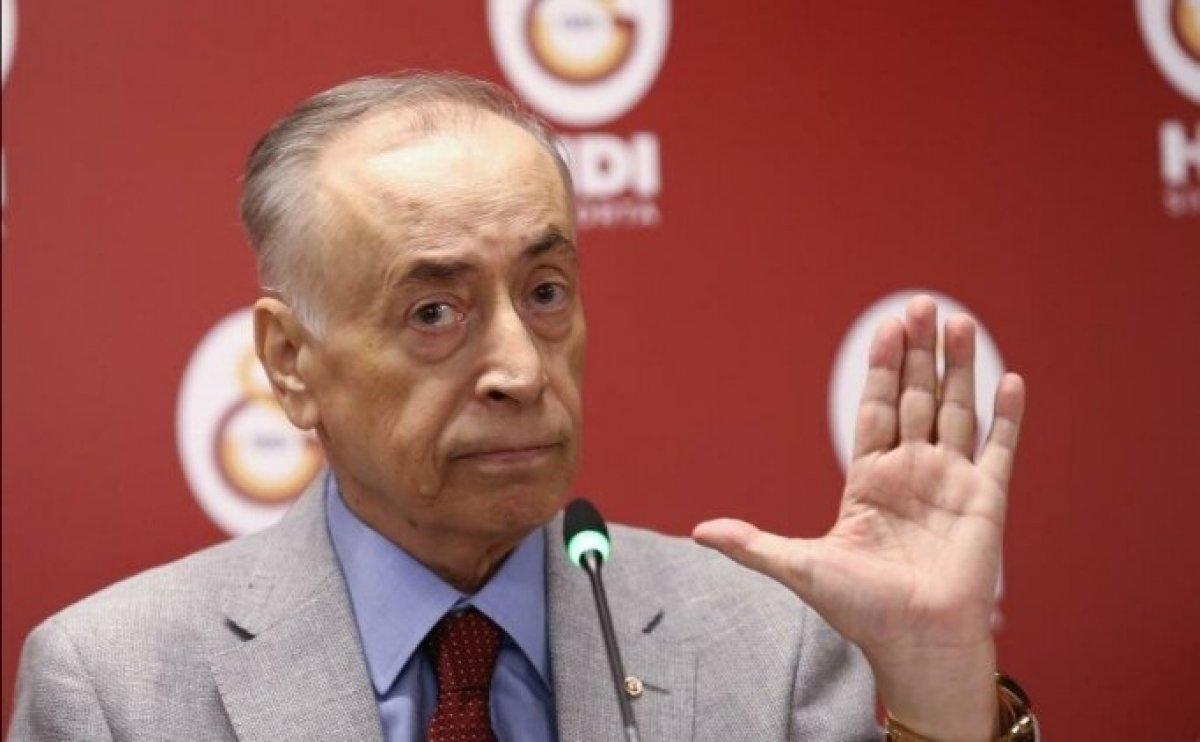 Galatasaray, Vahdettin Engin i istifaya çağırdı #1