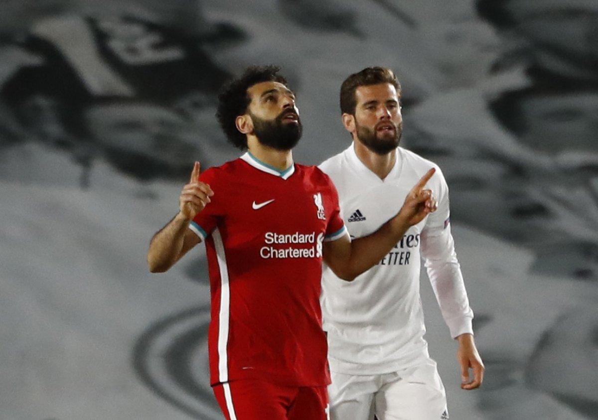 Real Madrid Şampiyonlar Ligi nde Liverpool a 3 attı #3