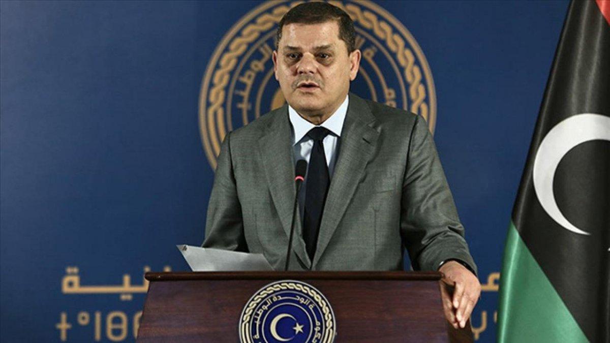 Libya Başbakanı Dibeybe den Miçotakis i üzen Türkiye açıklaması #2