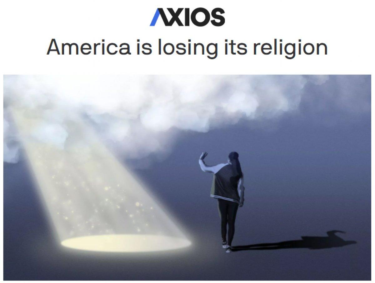 ABD de anket: Amerikalılar, dinlerini kaybediyor #2