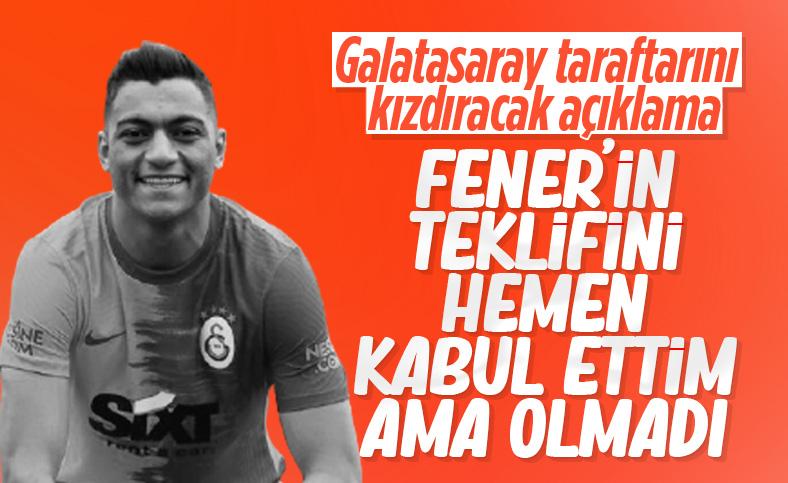 Mostafa Mohamed: Fenerbahçe'nin teklifini kabul etmiştim