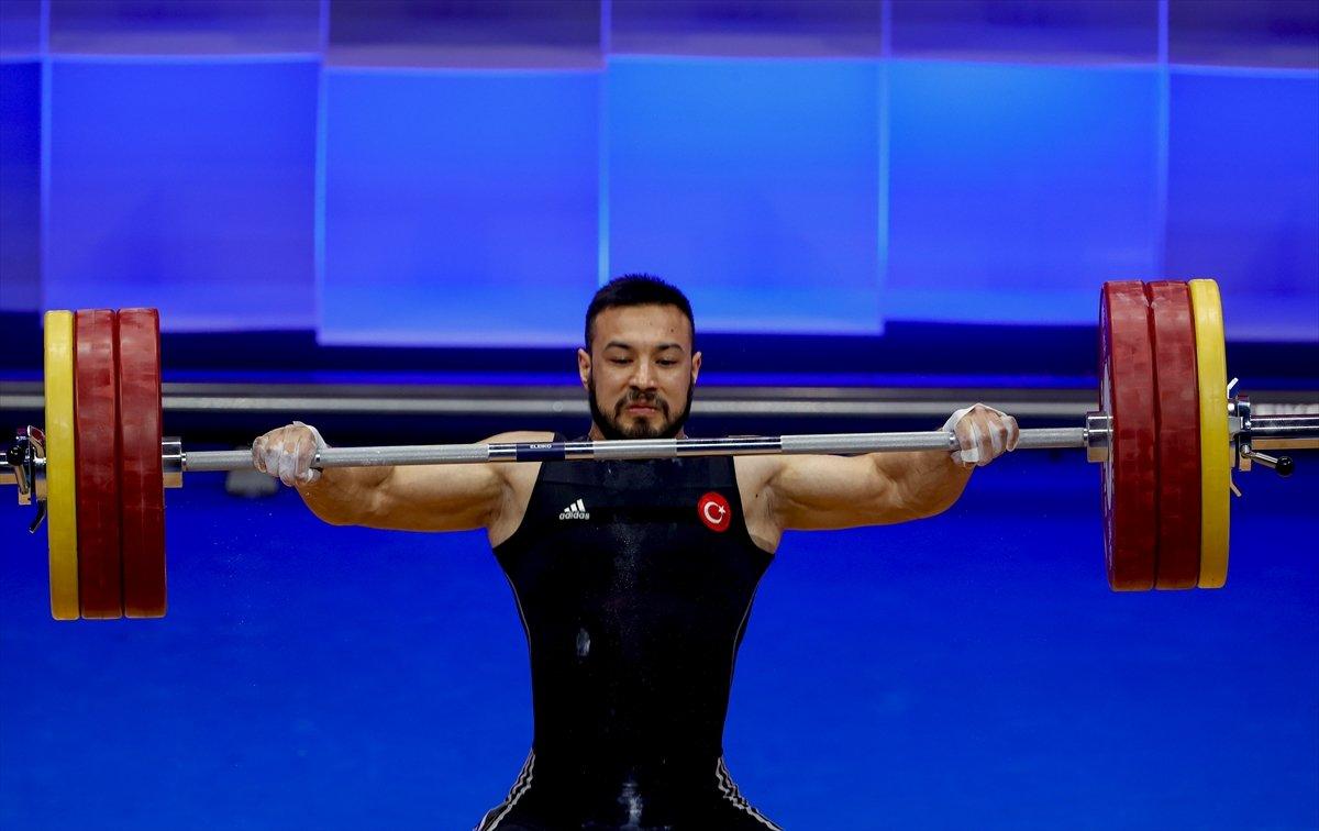 Milli halterci Daniyar İsmayilov Avrupa şampiyonu #3