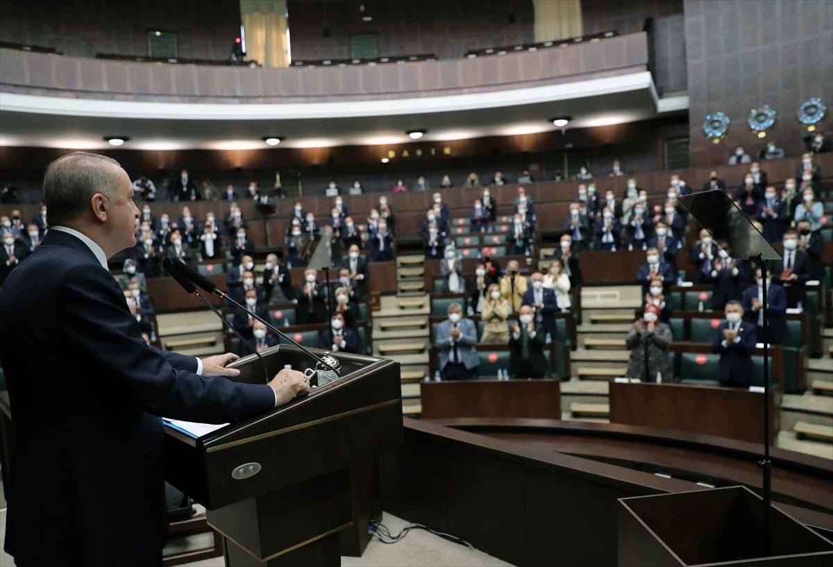Cumhurbaşkanı Erdoğan: Kanal İstanbul a başlıyoruz #1
