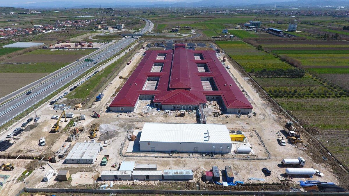 Türkiye sözünde durdu, Arnavutluk'ta 48 günde hastane inşa edildi #4