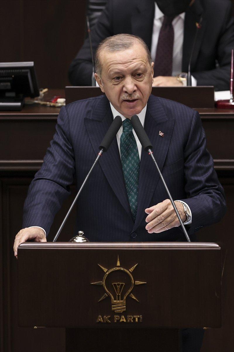 Cumhurbaşkanı Erdoğan: Enflasyonu tekrar tek haneye indirmekte kararlıyız #2