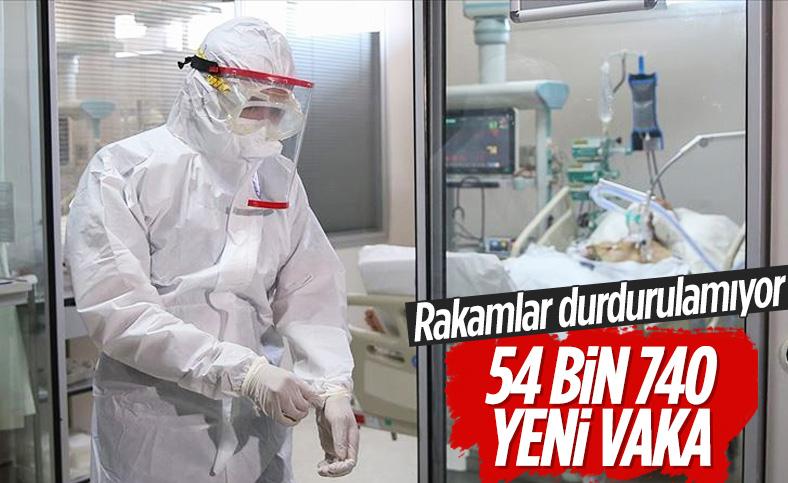 7 Nisan Türkiye'nin koronavirüs tablosu