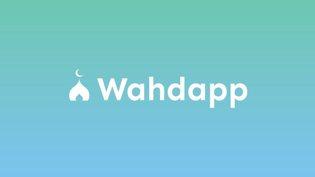 Namaz için cemaat bulma uygulaması: Wahdapp