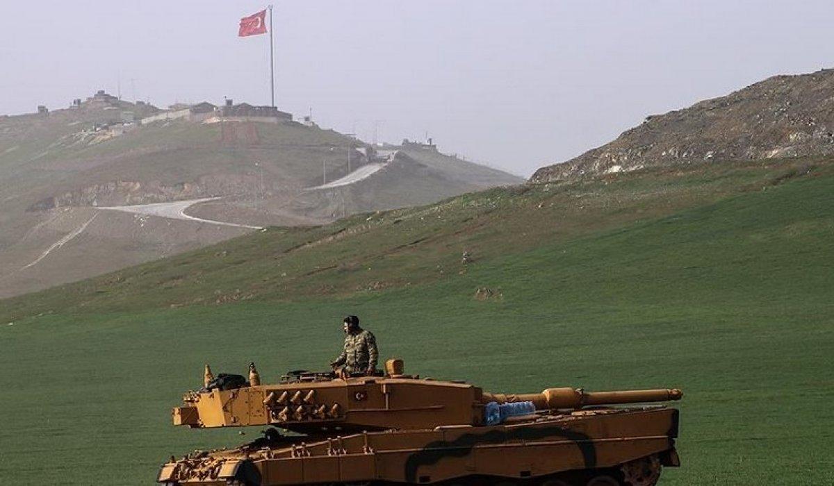 Zeytin Dalı Harekat bölgesinde 2 şehit #1