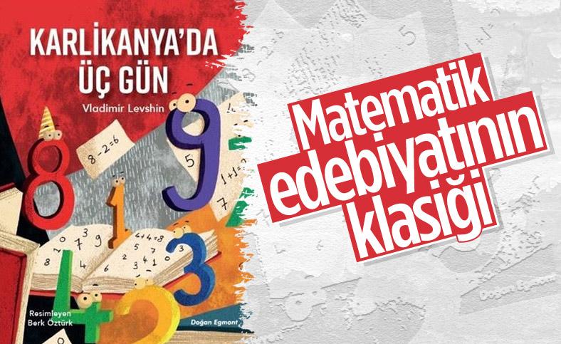 Matematik edebiyatının klasiği ilk kez Türkçe'de