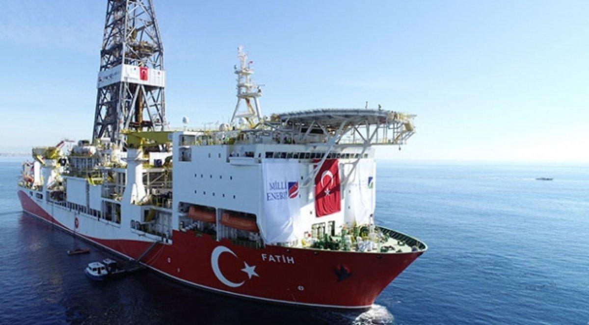 Fatih Dönmez: Karadeniz in Fatih i yeni sondaja başladı #2