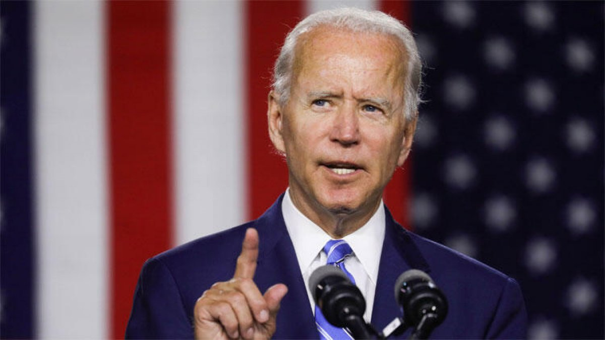Joe Biden dan ABD de yaşanan silahlı şiddet olaylarına ilişkin açıklama #1
