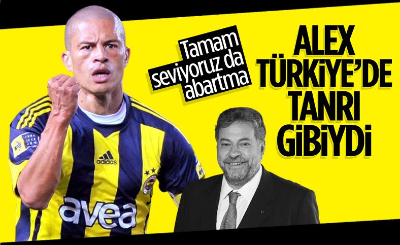 Sao Paulo Başkanı Casares: Alex Türkiye'de tanrı gibiydi
