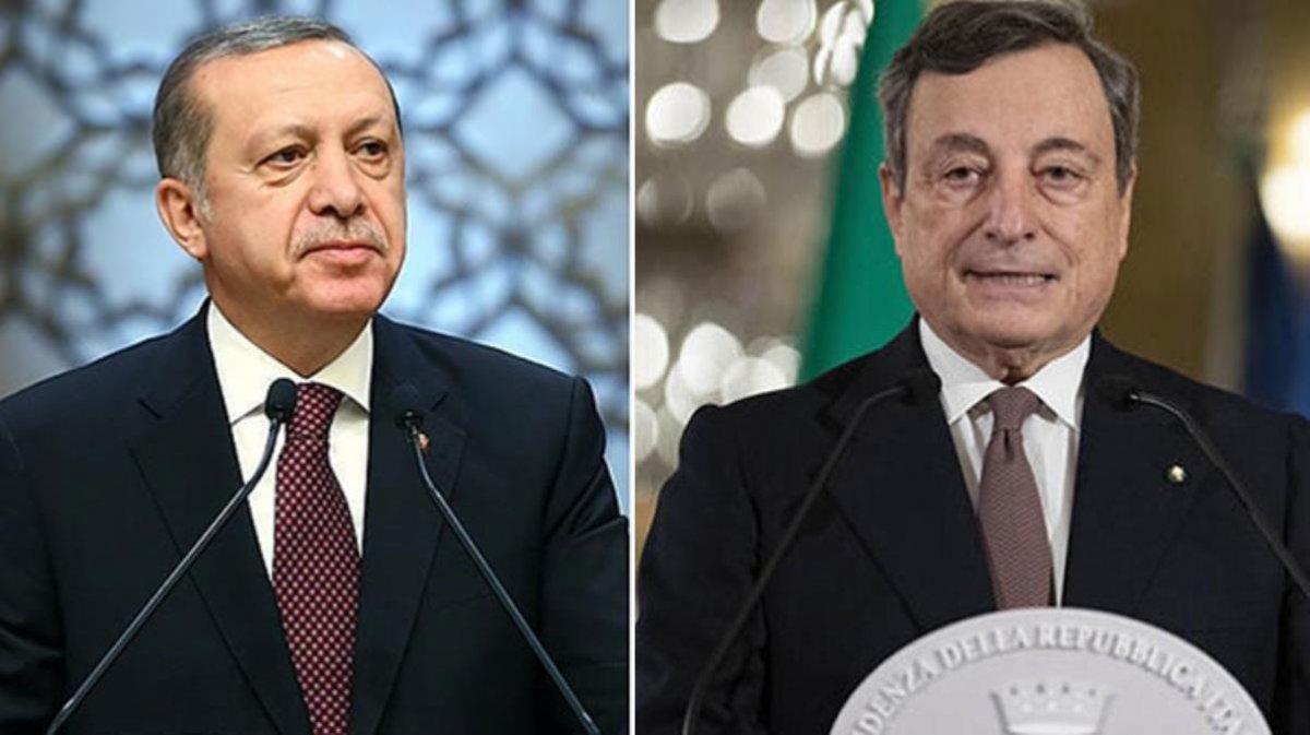 Mario Draghi, Cumhurbaşkanı Erdoğan a diktatör dedi #1